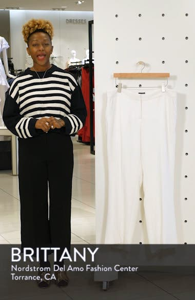 Crepe Trousers, sales video thumbnail