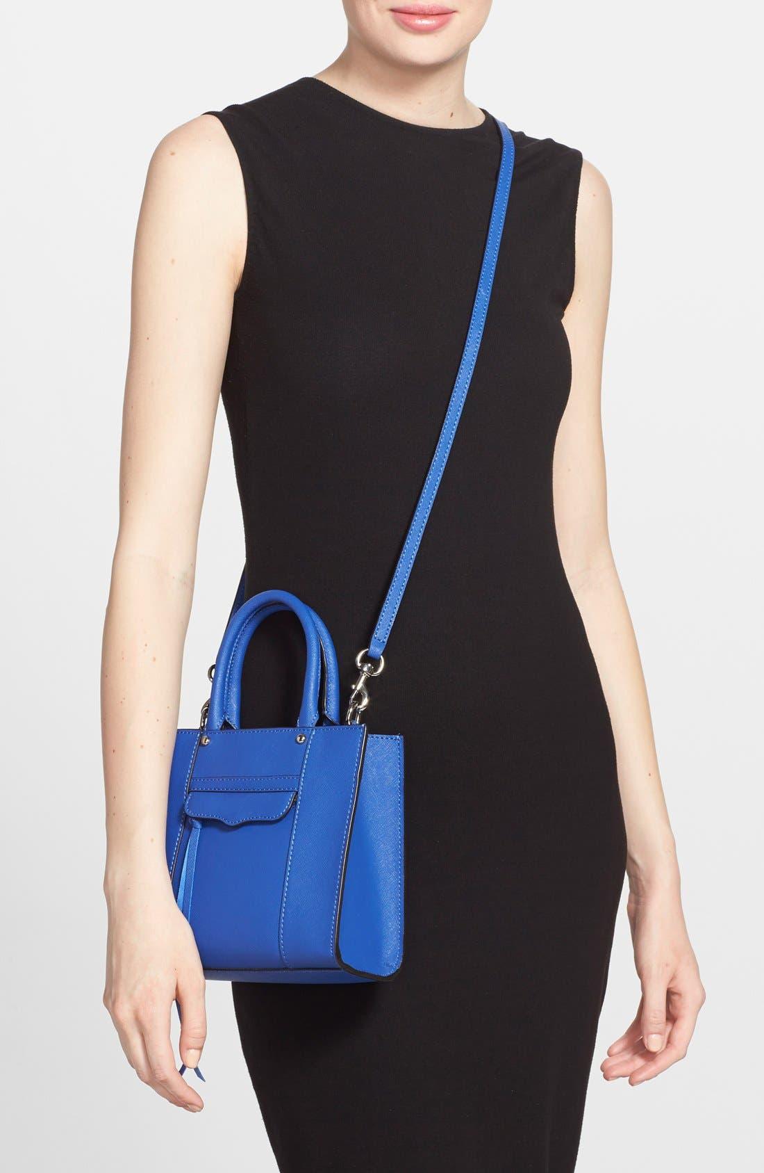 ,                             'Mini MAB Tote' Crossbody Bag,                             Alternate thumbnail 59, color,                             401