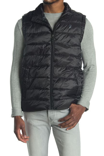 Image of Izod Quilted Puffer Vest