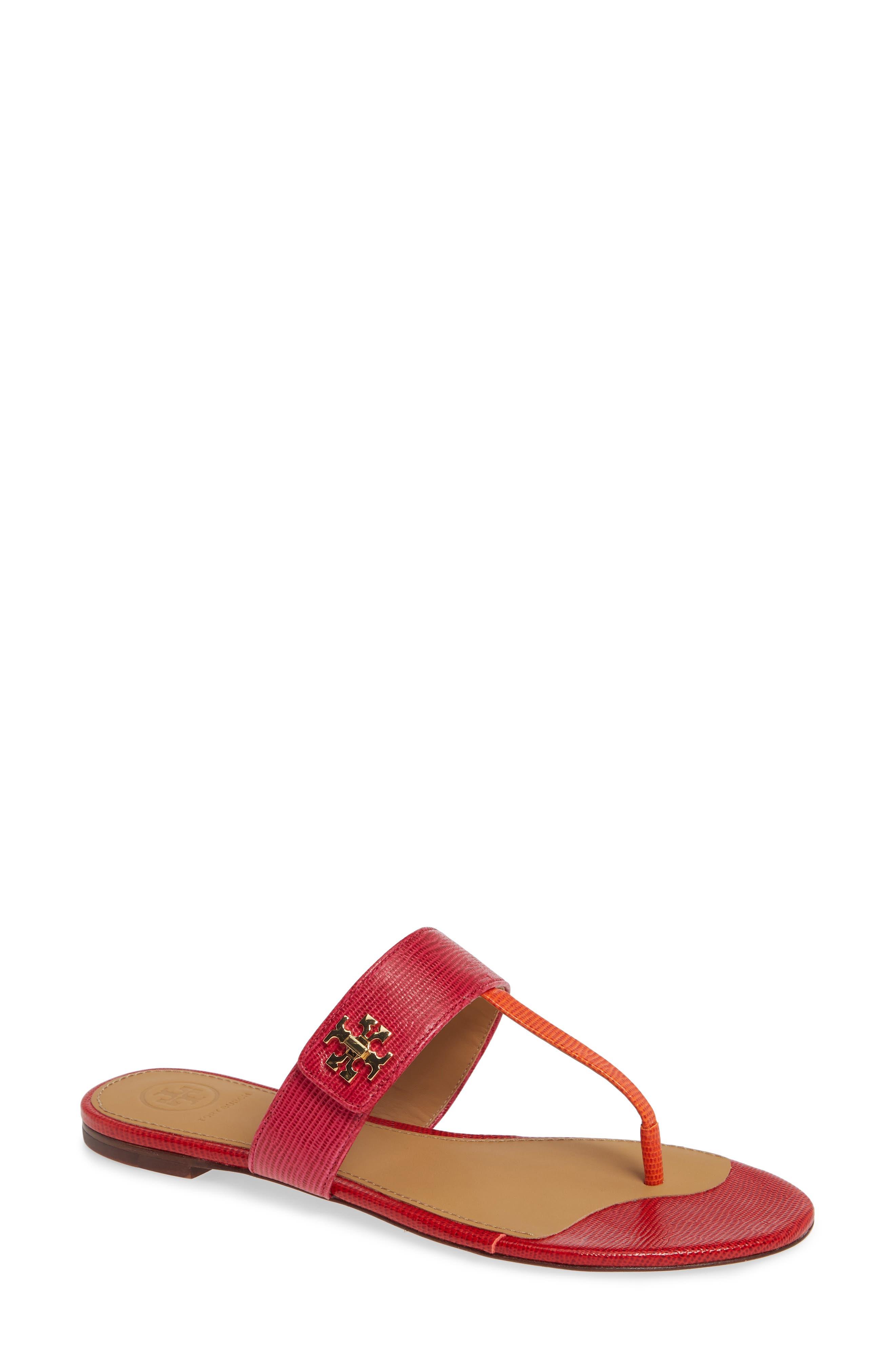 Tory Burch Kira Thong Sandal, Pink