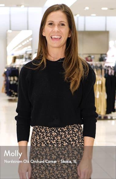 Dina Long Sleeve Side Tie Dress, sales video thumbnail
