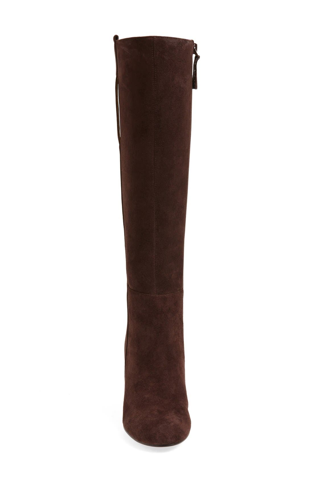 ,                             'Oran' Tall Wedge Boot,                             Alternate thumbnail 16, color,                             201