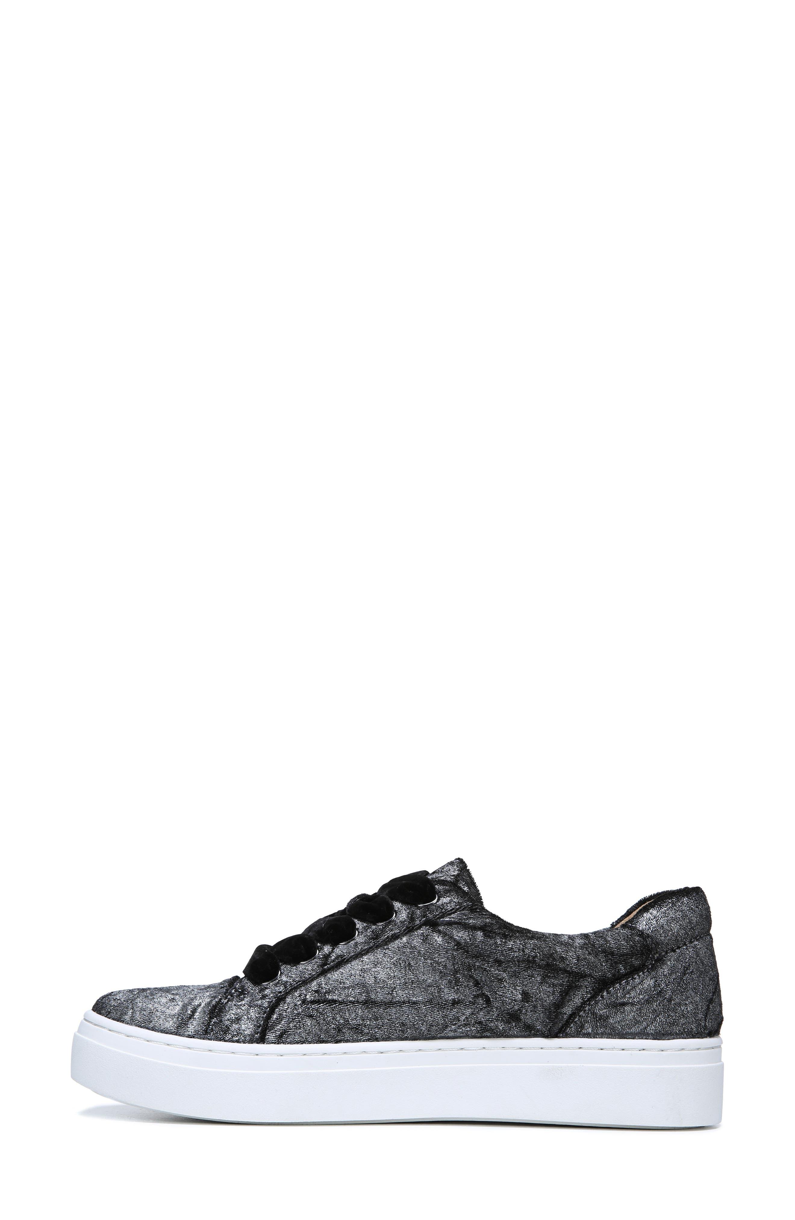 ,                             Cairo Sneaker,                             Alternate thumbnail 7, color,                             PEWTER VELVET