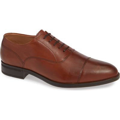 Vince Camuto Iven Cap Toe Oxford, Brown