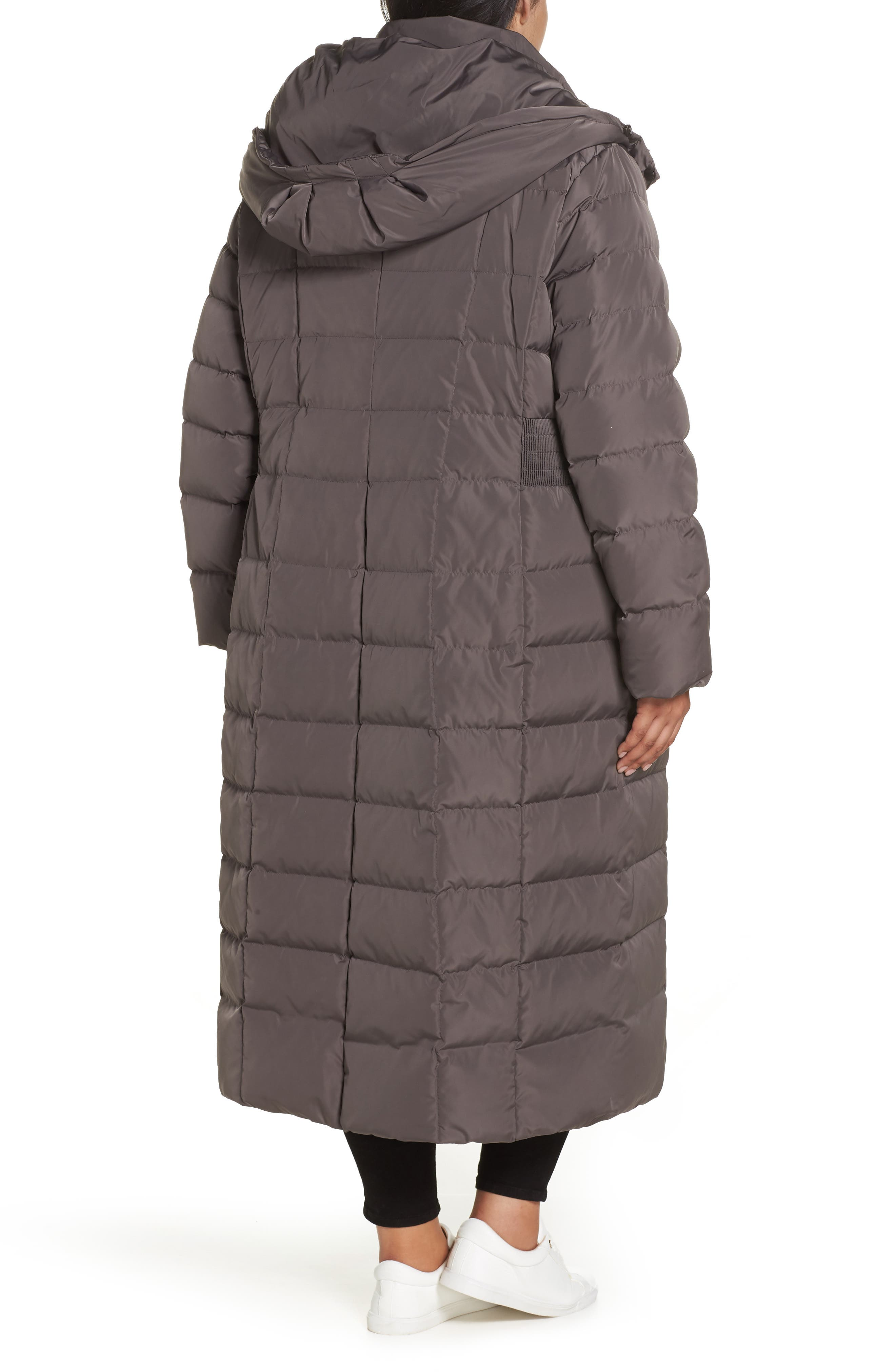 ,                             Quilted Coat with Inner Bib,                             Alternate thumbnail 9, color,                             024
