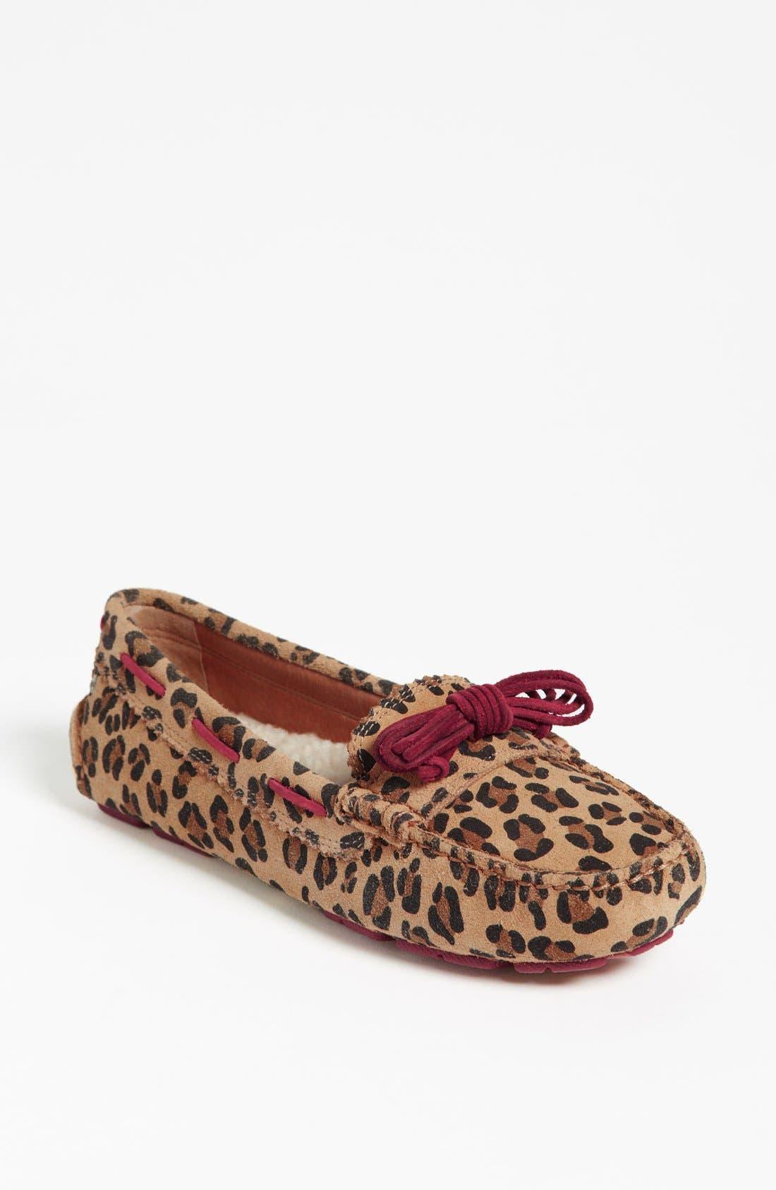 UGG® Australia 'Meena - Leopard' Flat