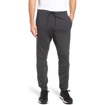 Rhone Tactel Nylon Sweatpants, Black