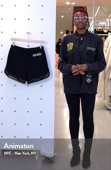 Sport Mesh Trim Shorts, sales video thumbnail