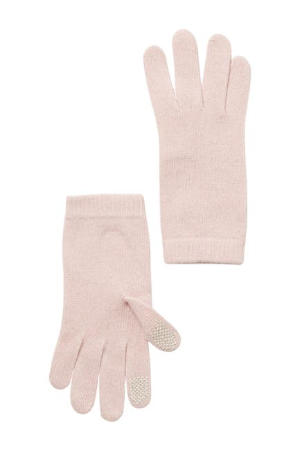 Image of Portolano Tech Cashmere Knit Gloves