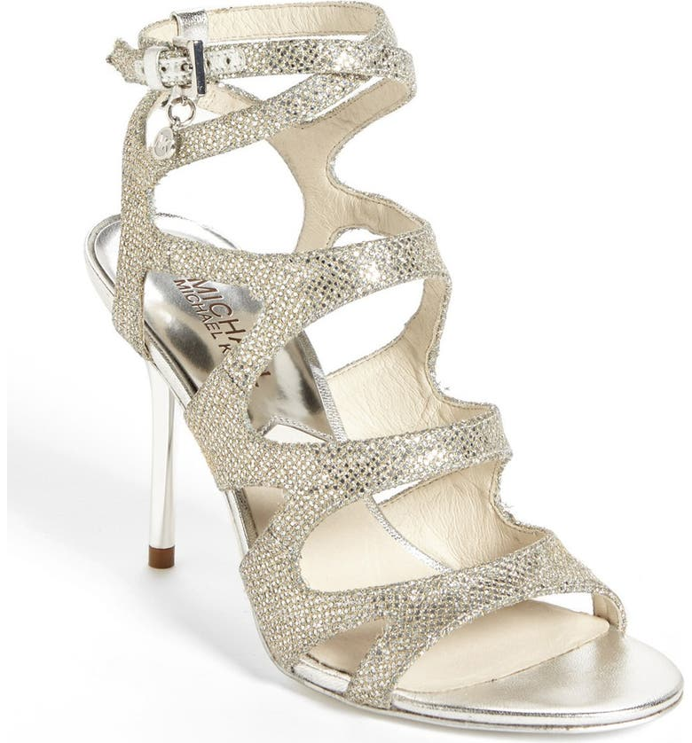 MICHAEL MICHAEL KORS 'Yvonne' Sandal, Main, color, 040