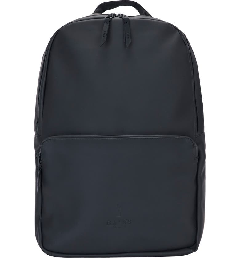 RAINS Field Backpack, Main, color, BLACK