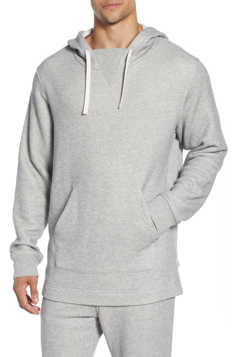 UGG<SUP>®</SUP> Terrell Hoodie, Main, color, GREY
