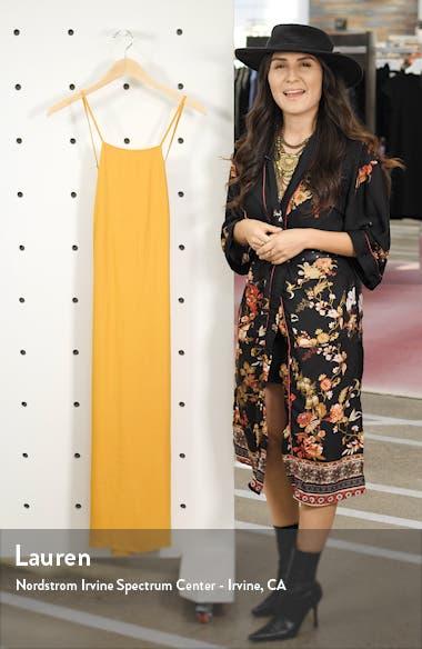 Roman Midi Dress, sales video thumbnail