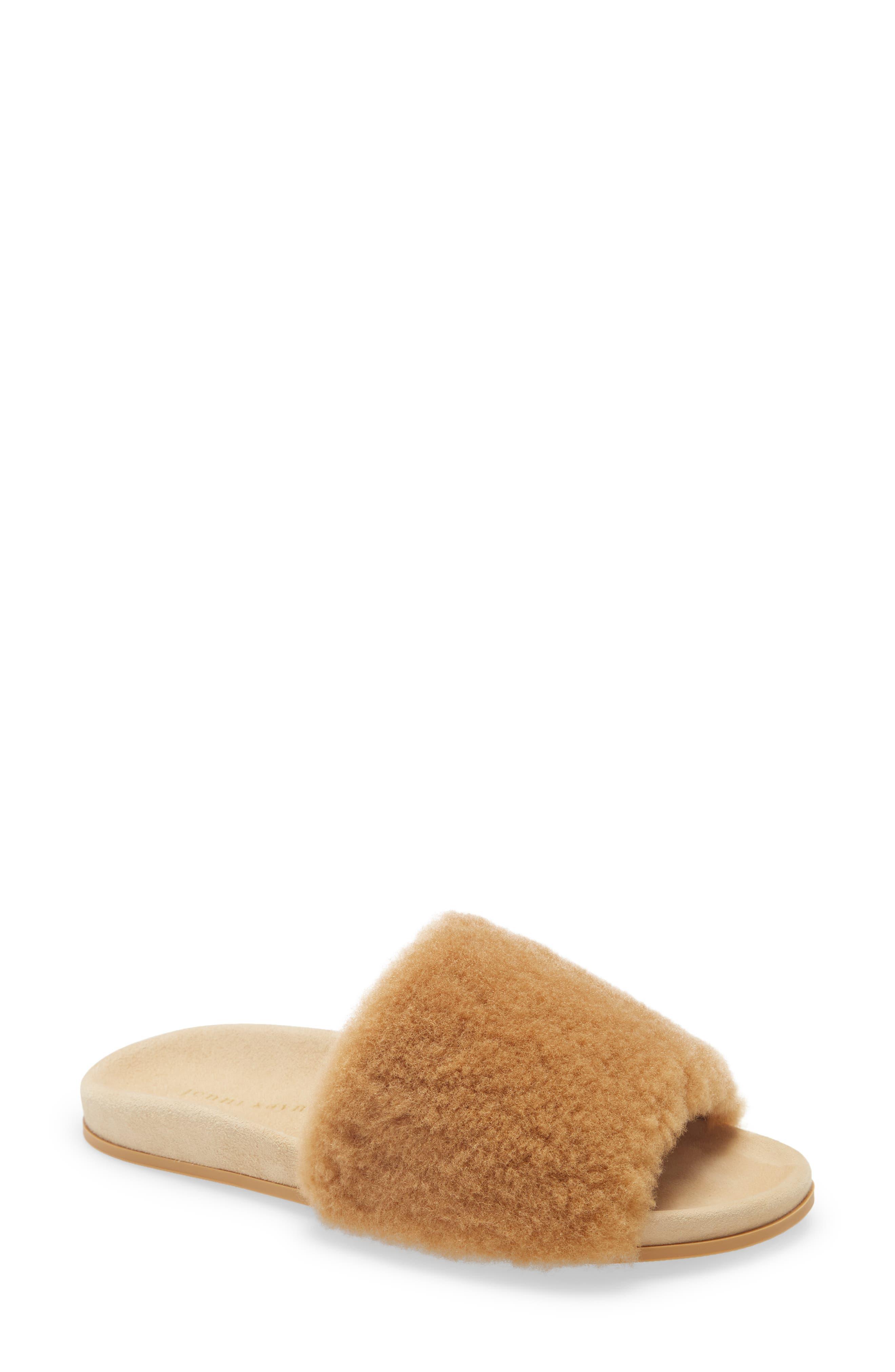 Genuine Shearling Slipper