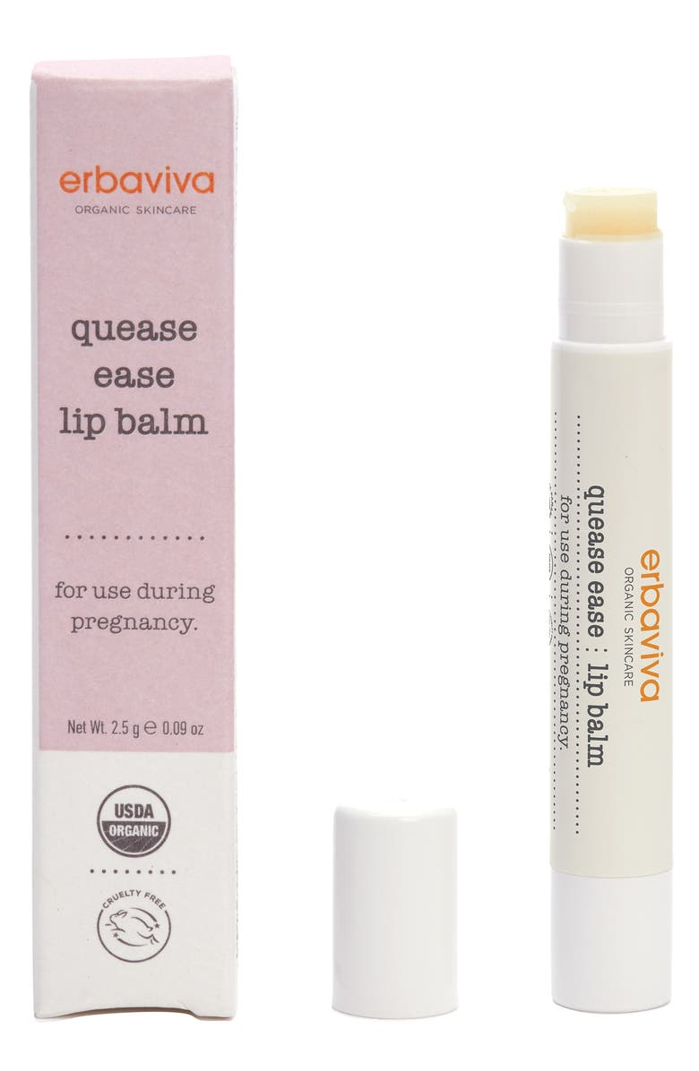 ERBAVIVA Quease Ease Lip Balm, Main, color, OPAQUE