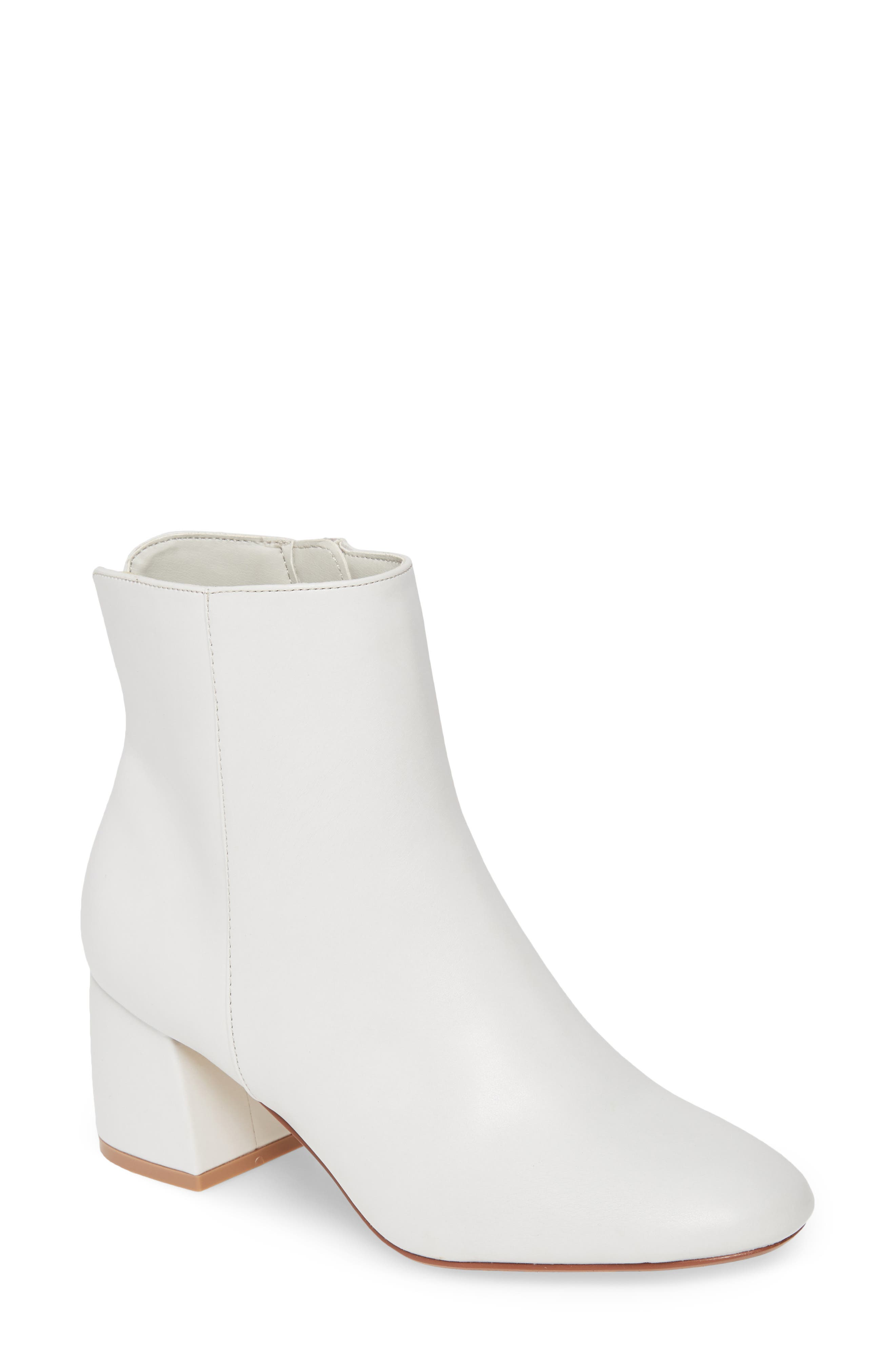 Women's Ivory Booties \u0026 Ankle Boots