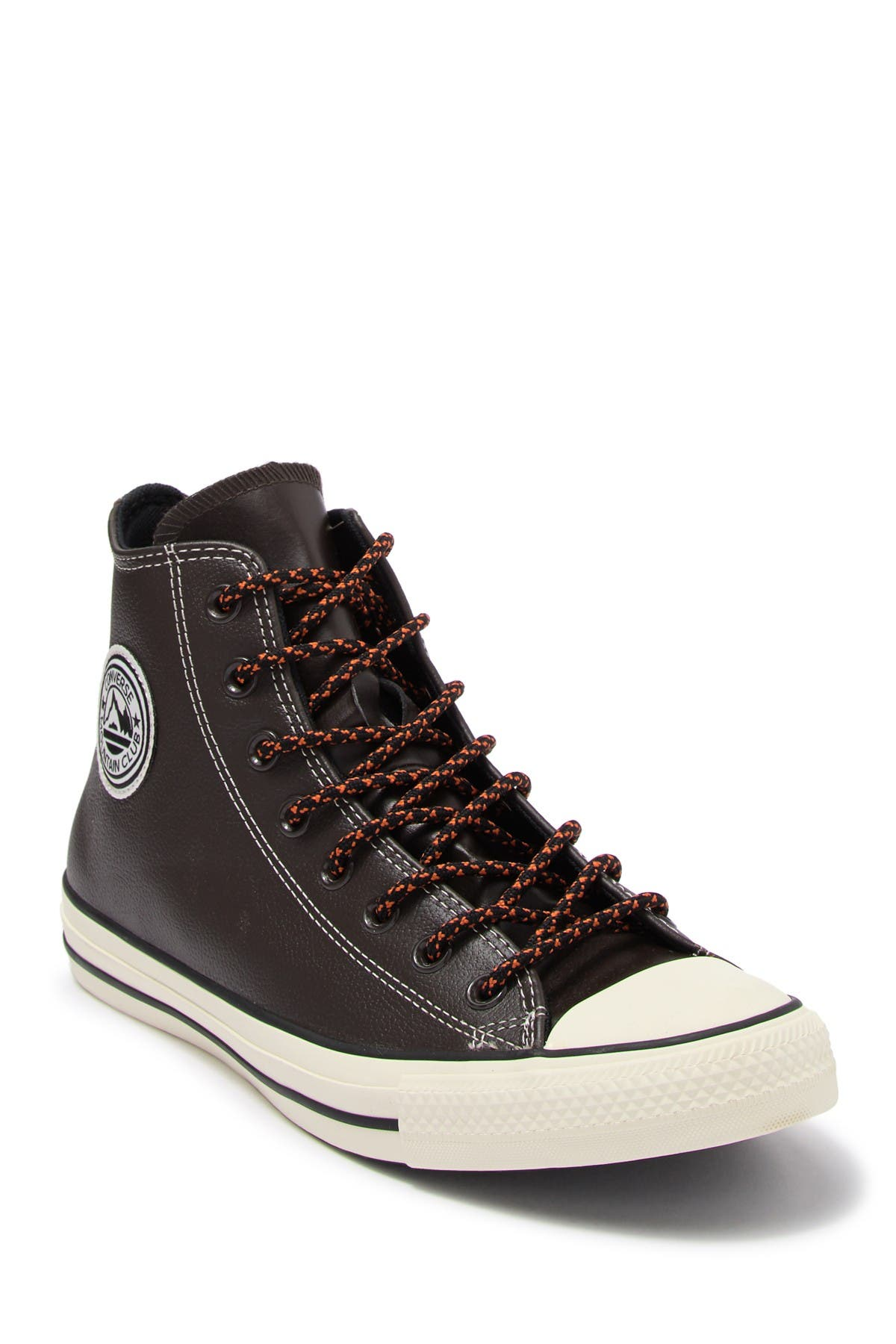Image of Converse Chuck Taylor All Star ArcHival High Top Leather Sneaker