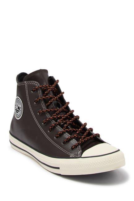 empleo Depender de Soleado  Converse | Chuck Taylor All Star ArcHival High Top Leather Sneaker |  Nordstrom Rack