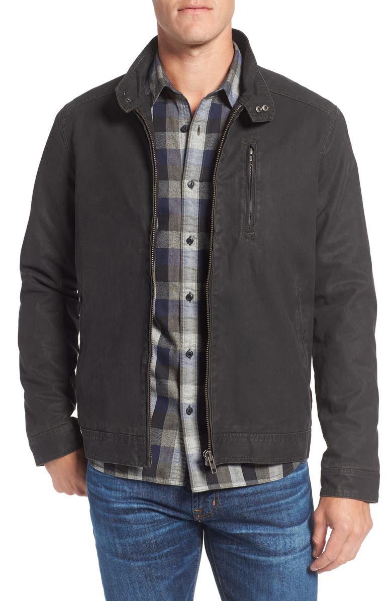 RODD & GUNN Jack Jacket, Main, color, BRACKEN/ CHARCOAL