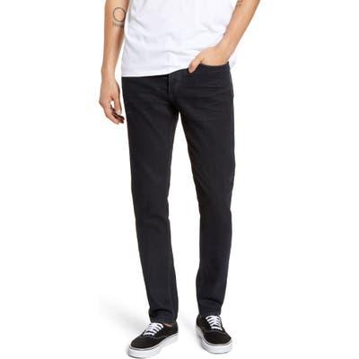 Rag & Bone Fit 1 Skinny Fit Jeans, Black