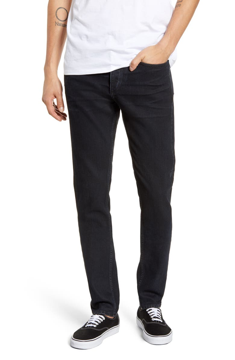 RAG & BONE Fit 1 Skinny Fit Jeans, Main, color, RECKLESS NIGHT