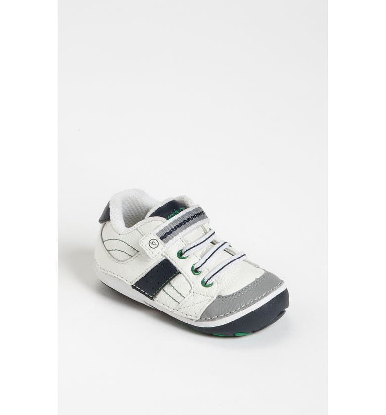 STRIDE RITE 'Arte' Sneaker, Main, color, WHITE/ NAVY