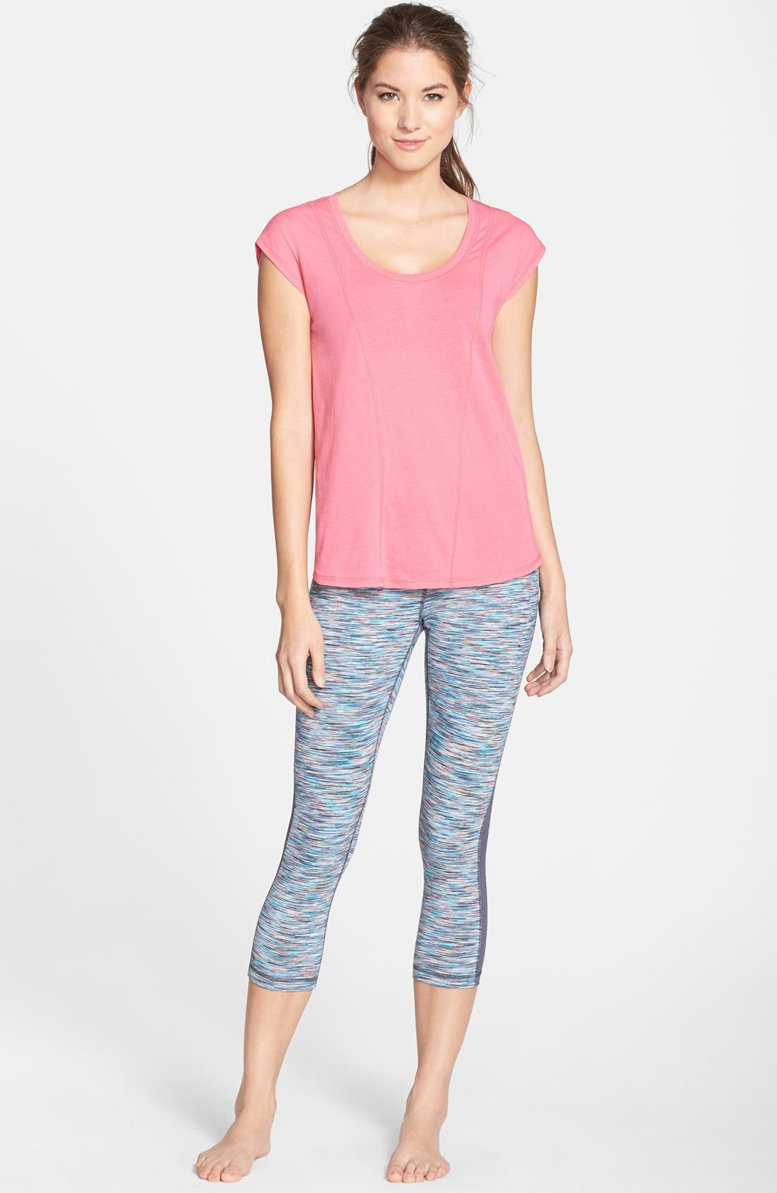 ,                             Live In Streamline Reversible Capris,                             Alternate thumbnail 25, color,                             022