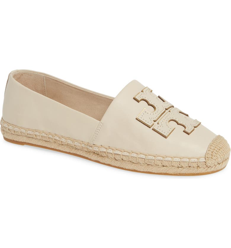 TORY BURCH Ines Espadrille, Main, color, NEW CREAM/ NEW CREAM/ GOLD