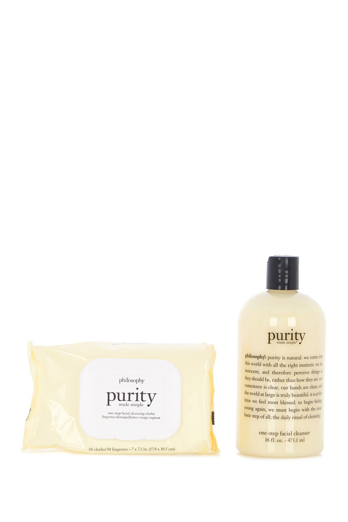 Image of philosophy Purity Keep It Clean Cleansing Duo