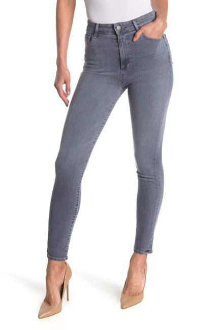 Image of FIDELITY DENIM Luna High Rise Skinny Jeans