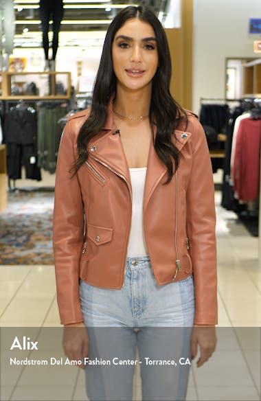 Atlantic Faux Fur Trim Coat, sales video thumbnail