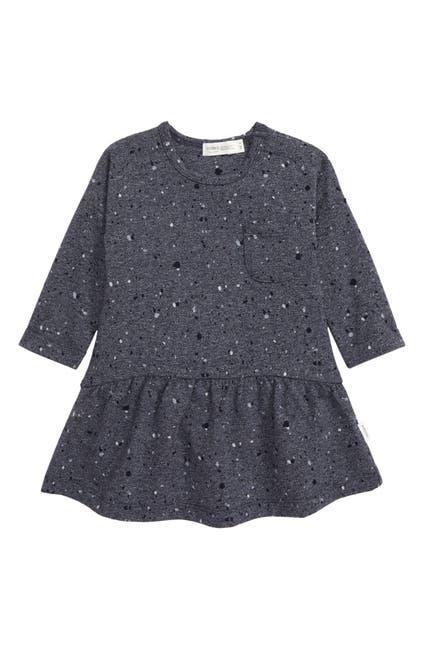 Image of MILES Ruffle Stretch Knit Dress