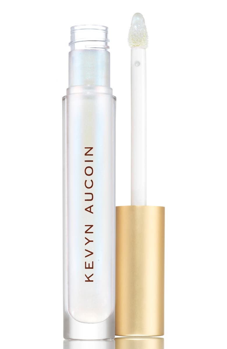 KEVYN AUCOIN BEAUTY Liquid Lip Molten Metals, Main, color, 040