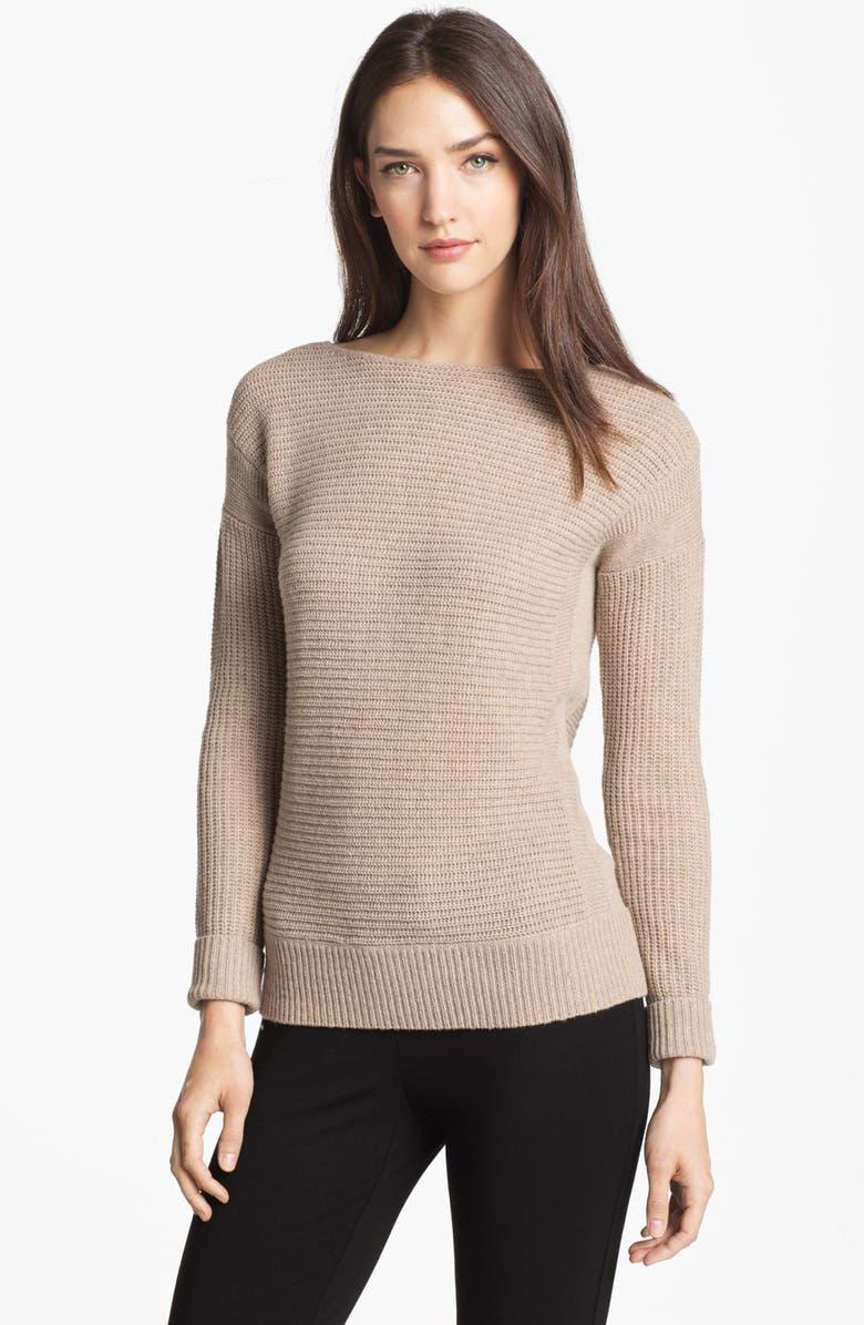 THEORY 'Jillian' Wool Sweater, Main, color, 036