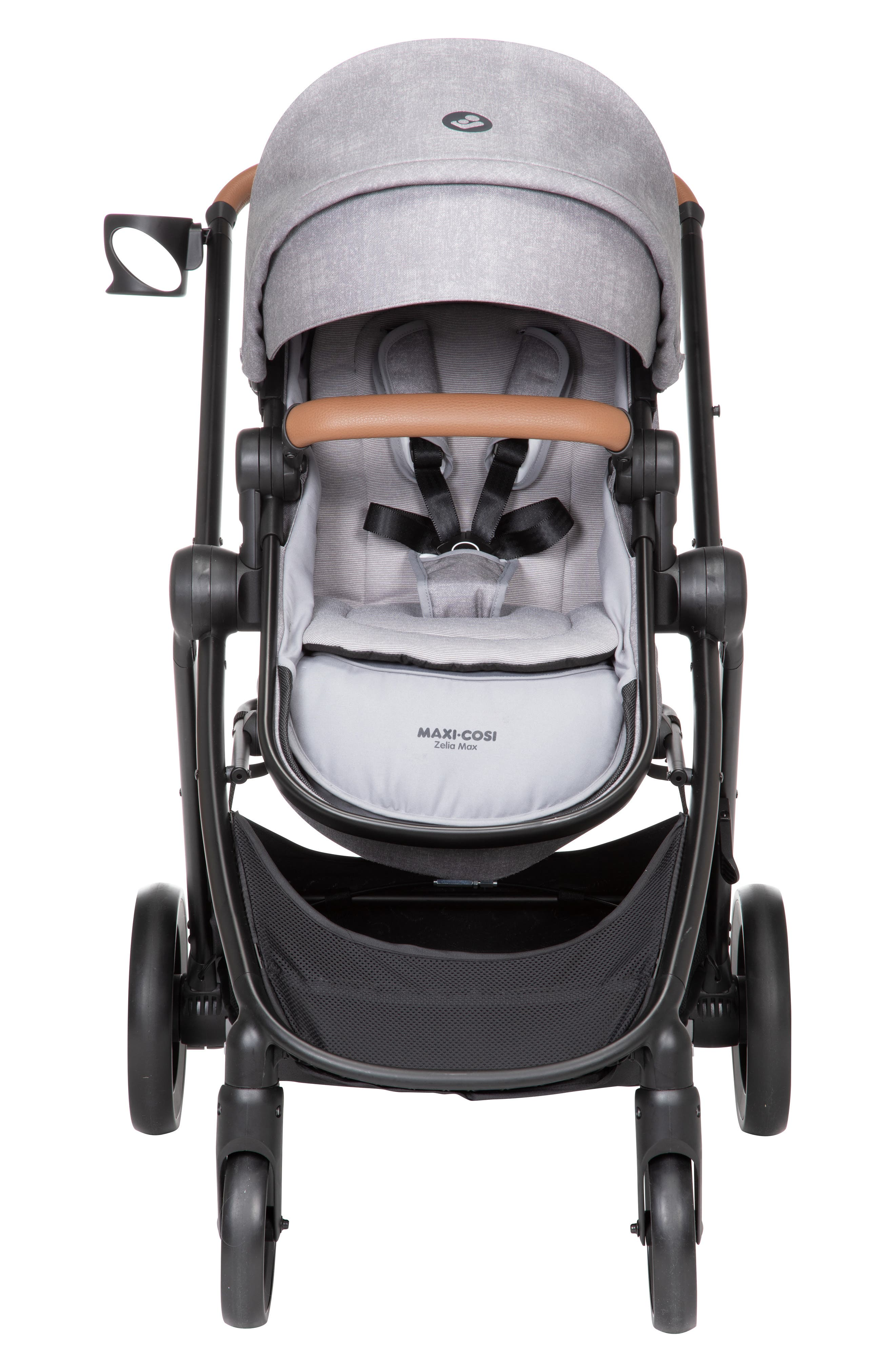 Infant MaxiCosi 51 Mico 30 Infant Car Seat  Zelia Stroller Modular Travel System Size One Size  Grey