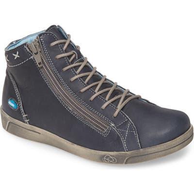 Cloud Aika High Top Sneaker - Blue