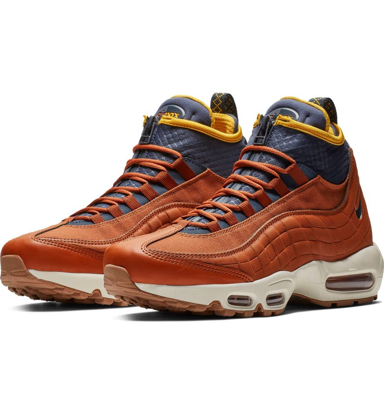 detailed look 5351e 7be59 Air Max 95 Water-Resistant Sneaker Boot, Main, color, 204