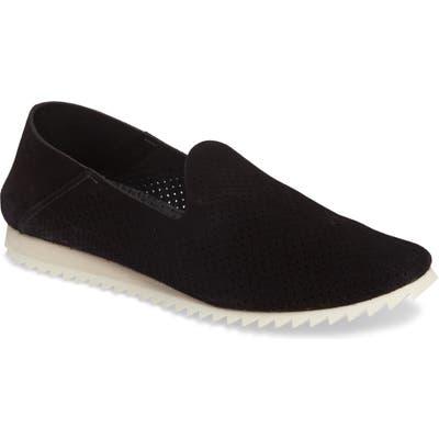 Pedro Garcia Cristiane Loafer Flat - Black (Nordstrom Exclusive)