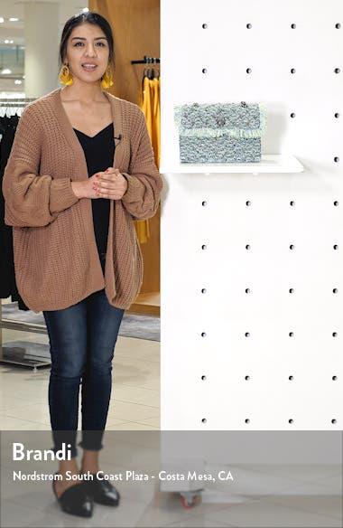 Kensington X Tweed Shoulder Bag, sales video thumbnail
