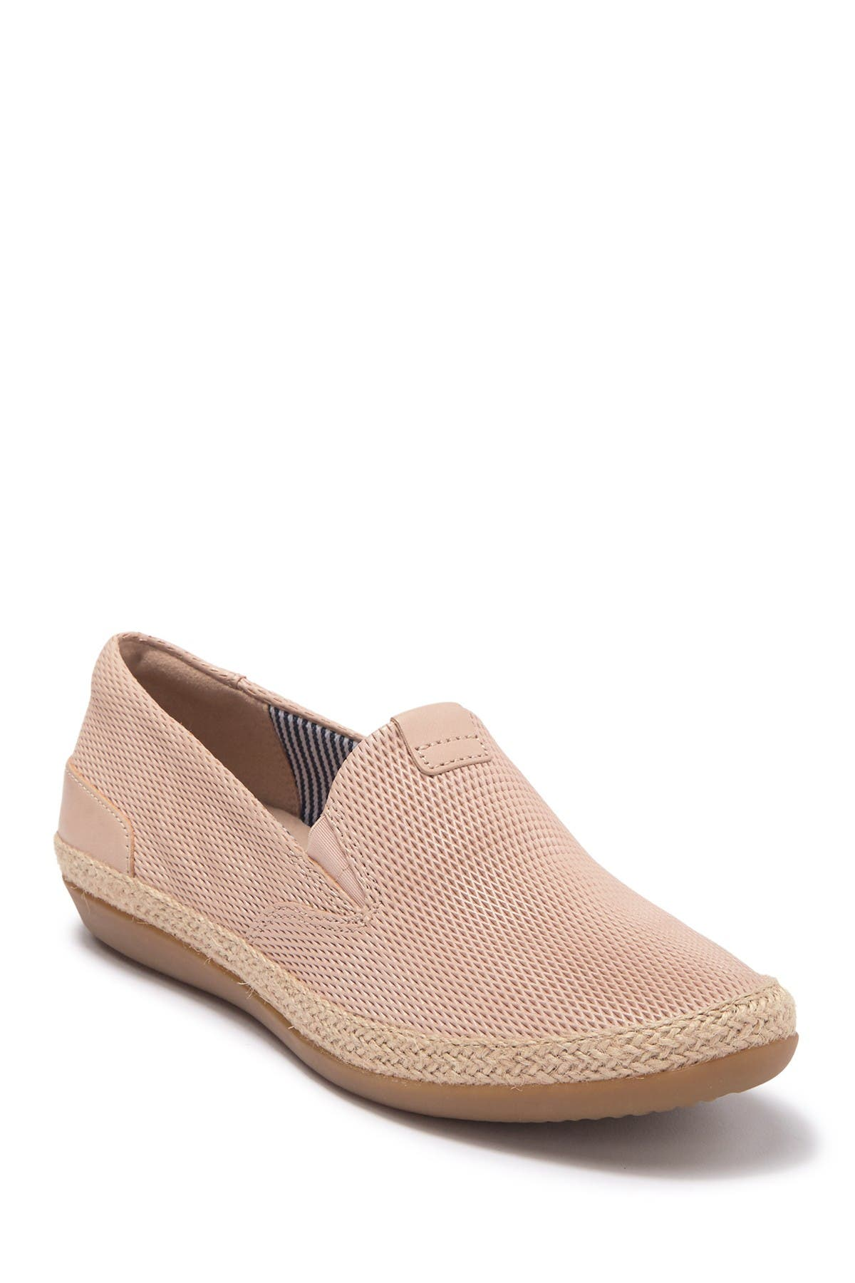 Danelly Iris Perforated Suede Slip-On