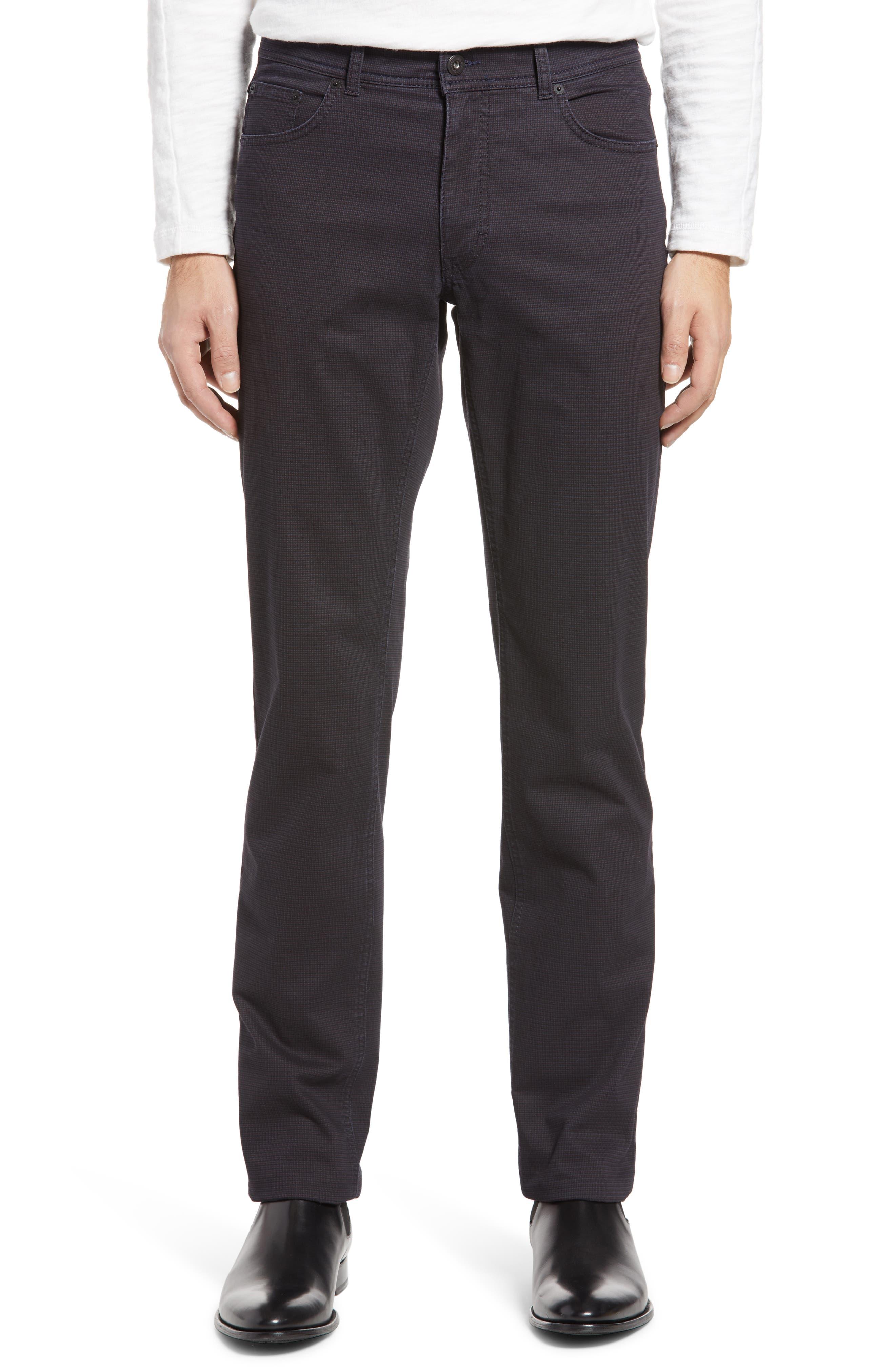 Cooper Fancy Stretch Cotton Five Pocket Pants