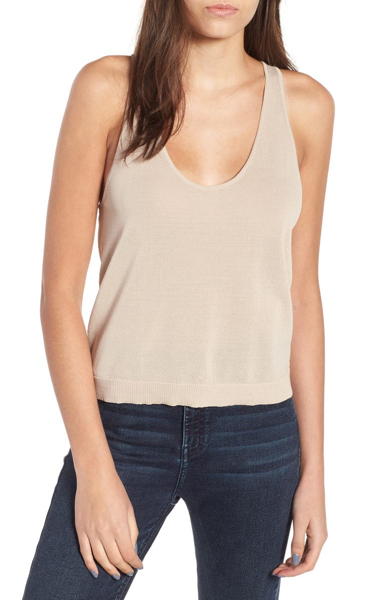 LEITH Sweater Tank, Main, color, 270