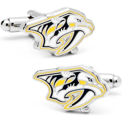 Cufflinks, Inc. Nashville Predators Cuff Links