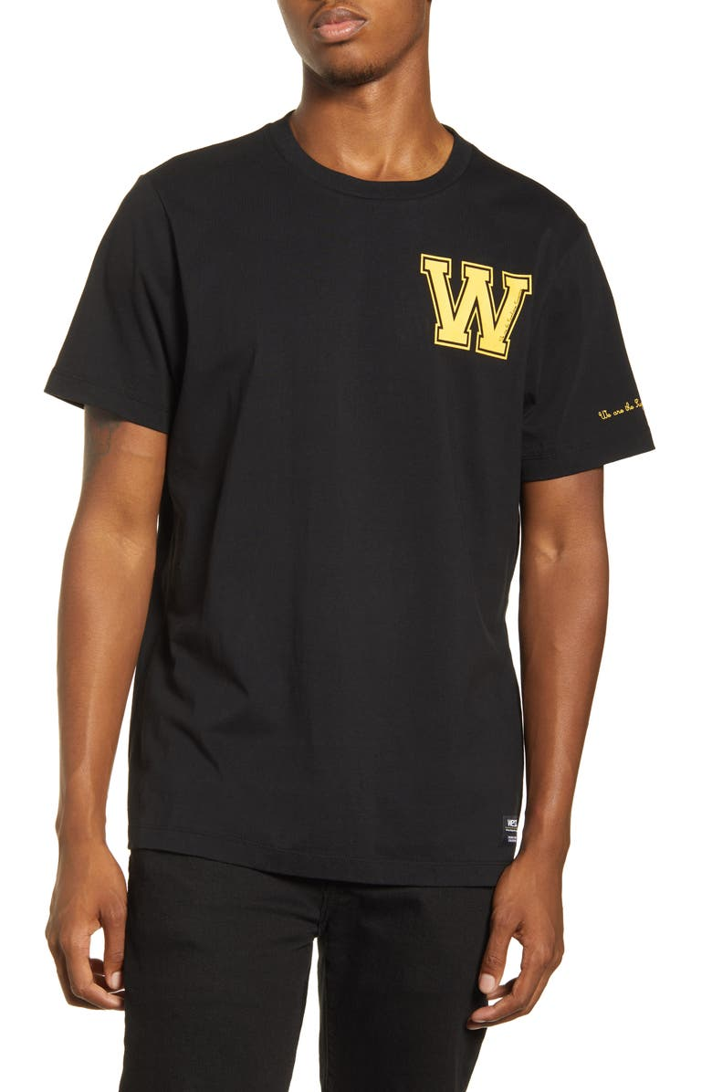 WESC Max W Graphic T-Shirt, Main, color, 400