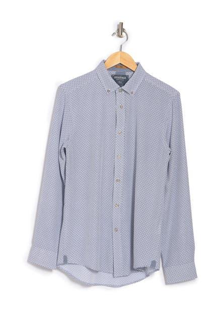 Image of Report Collection Diamond Regular Fit Shirt