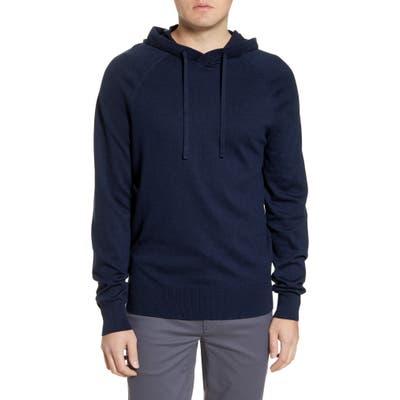 Tommy John Second Skin Hooded Sweater, Blue