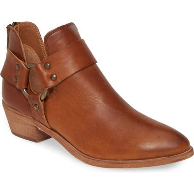 Frye Ray Low Harness Bootie, Brown
