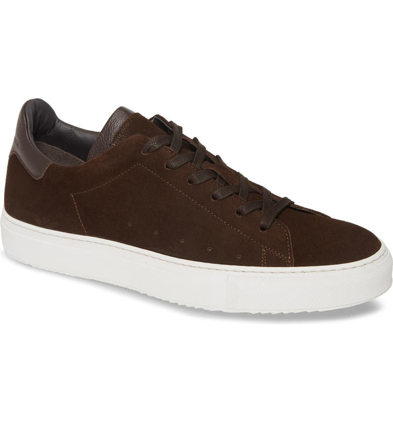 TO BOOT NEW YORK Desmond Sneaker, Main, color, BROWN