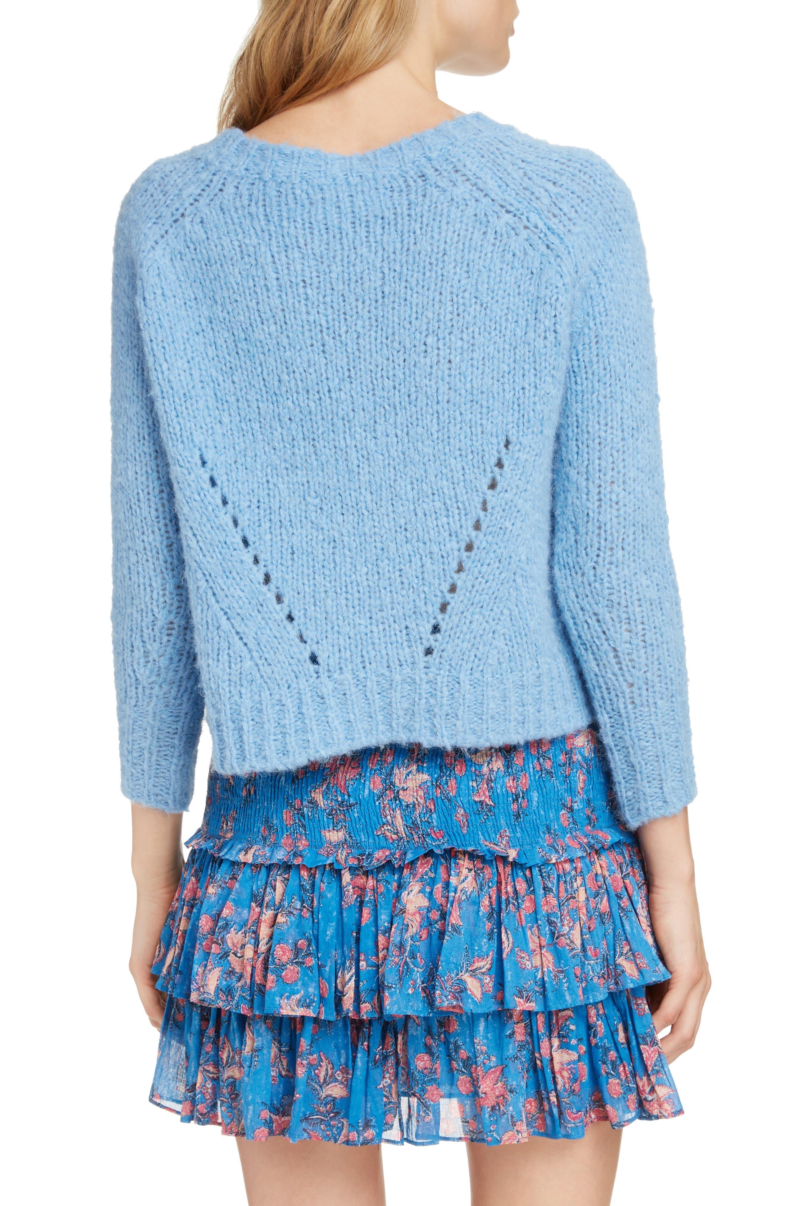 ,                             Shields Sweater,                             Alternate thumbnail 2, color,                             LIGHT BLUE