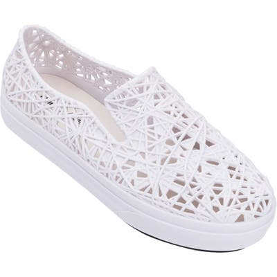 Melissa Campana Sneaker, White
